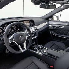 S models get a partial Alcantara steering wheel