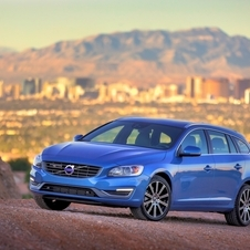 Volvo V60 T2 Geartronic