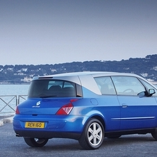 Renault Celebrates 10 Years Since Its MPV Coupe the Avantime