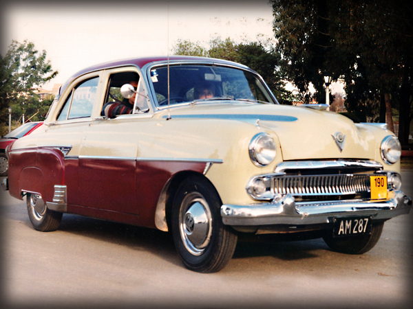 1956 Vauxhall Cresta Eip Photo Vauxhall Gallery 441