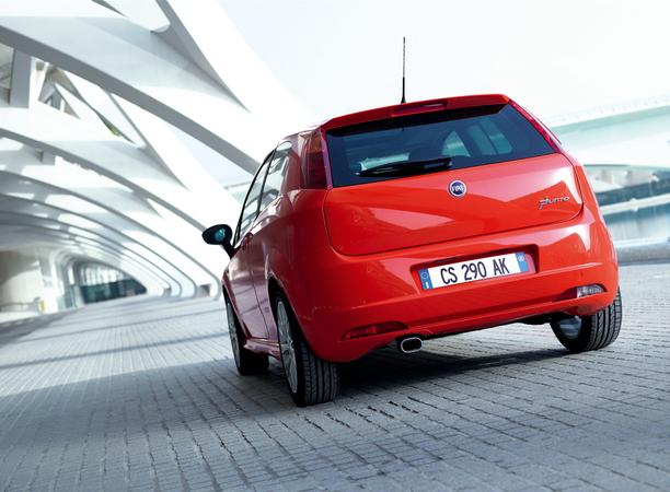 Fiat Grande Punto 1.3 Multijet 16v Sport 90cv photo :: Fiat gallery ...