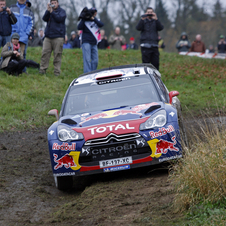 Loeb wins eighth World Championship