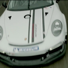 This is the first teaser for the 911 GT3 Cup