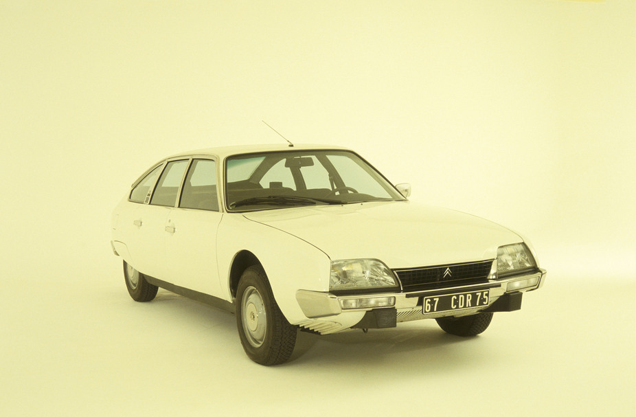 Citroën CX 2400 Super