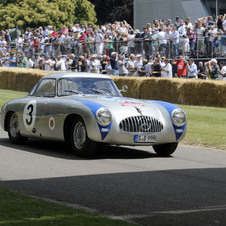 The 300SL is among the most iconic Mercedes cars
