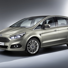 Neuer Ford S-MAX