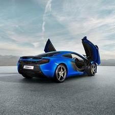 McLaren used the 12C and P1 technology developments to create the new model