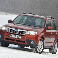 Subaru Forester 2.0X Exclusive