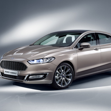 Ford Mondeo Vignale 2.0 TDCi Powershift