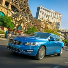 Volvo V60 D4 AWD Geartronic