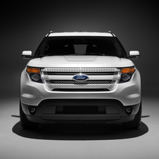 Ford Explorer Base 4WD
