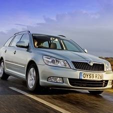 Skoda Fabia Break 1.2 TDI Family