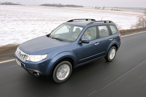 Subaru Forester 2.0X Exclusive Navigation