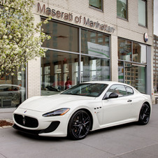 The GranSport may use the 454hp from the GranTurismo MC Stradale