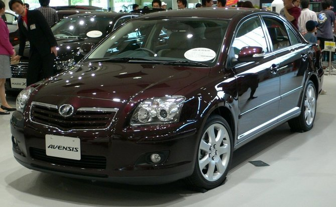 Toyota Avensis 2.0 D-4D 125 CCo