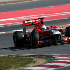 Marussia Fails FIA Crash Test; Future Very Uncertain