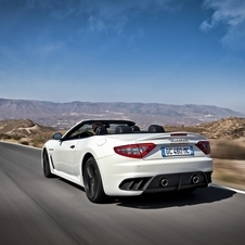 Maserati Grancabrio MC International Debut in Paris