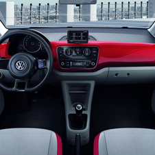 Volkswagen Up Offers Efficiency for All This December