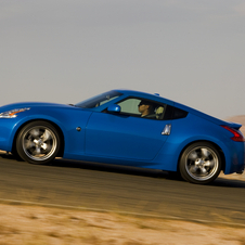 The 370z is set to get smaller in the next generation