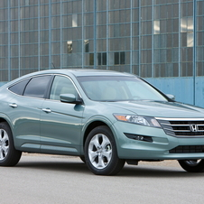 Honda Accord Crosstour EX-L 2WD 5-Spd AT