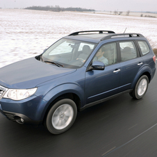 Subaru Forester 2.0D Exclusive Navigation