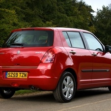 Suzuki Swift 1.3 DDiS GL 75cv