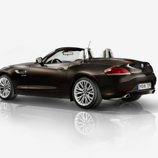 The package is available on any Z4 and with the M Sport package