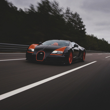 Bugatti will build eight World Record Car Edition Grand Sport Vitesses.
