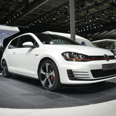 The new Golf Gti will be on sale in Europe in early 2013 and UK buyers will have to wait until the summer.