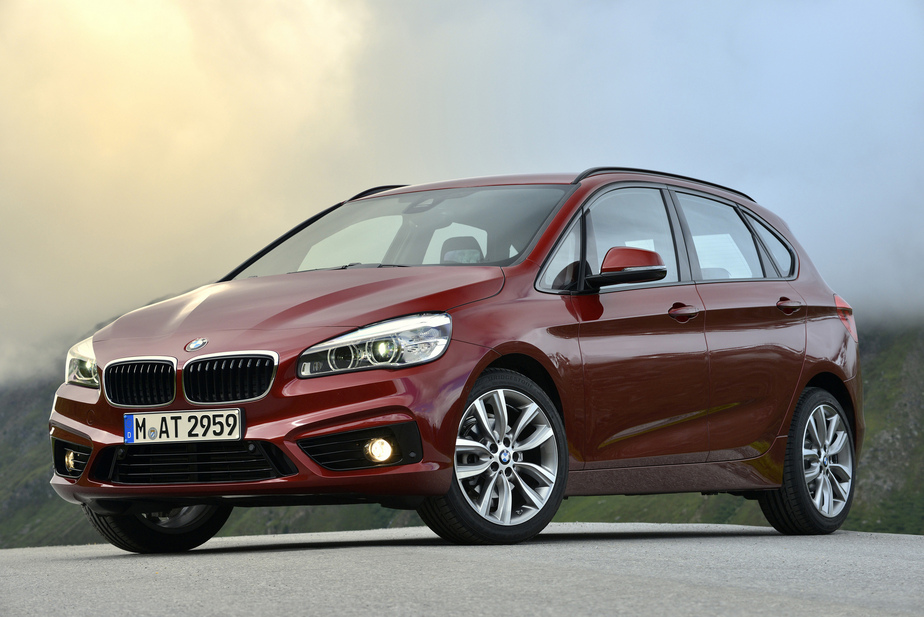 bmw 216d active tourer 1 photo. Black Bedroom Furniture Sets. Home Design Ideas