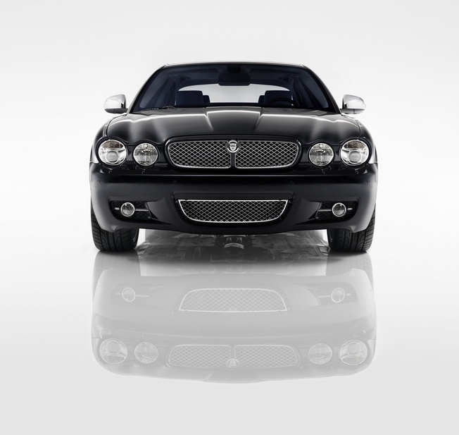 Jaguar Super V8