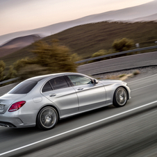 Mercedes will add new petrol, diesel and hybrid engines to the C-Class in 2014