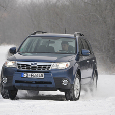 Subaru Forester 2.0D Exclusive