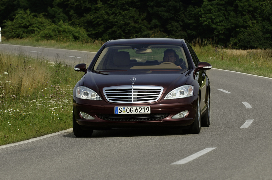 Mercedes benz s 250 cdi blueefficiency automatic l 1 for Mercedes benz s250