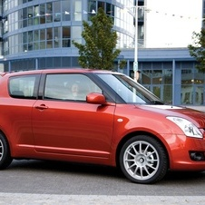 Suzuki Swift 1.3 GLX Aut.
