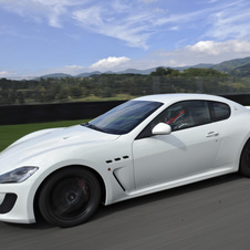 The 2010 GranTurismo MC Stradale