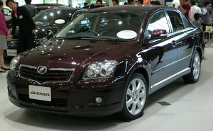 Toyota Avensis 2.0 D4 Automatic