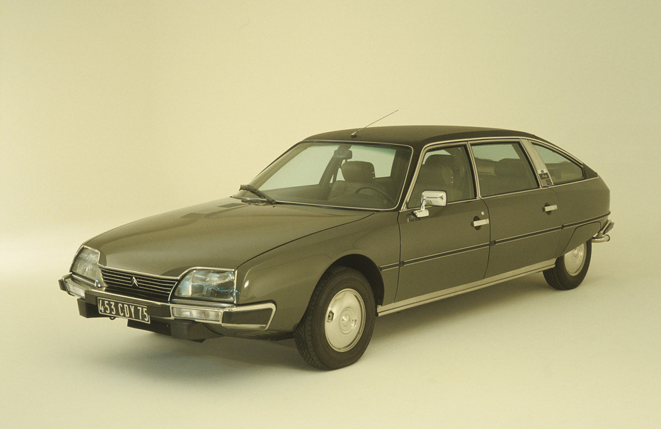 Citroën CX Prestige Injection