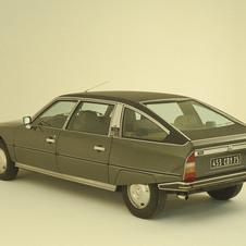 Citroën CX Prestige Injection C-Matic