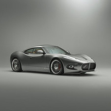 The B6 is a smaller Spyker meant to go directly against Porsche