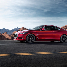 The new Infiniti Q60 will hit the market in the summer of 2016