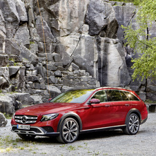 Mercedes-Benz E 220d 4MATIC All-Terrain