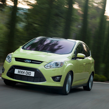 Ford C-MAX 2.0 TDCi 140 Powershift Titanium