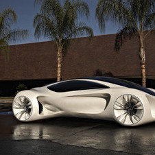 Mercedes-Benz BIOME Design Concept