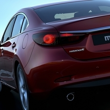 New Mazda6 Debuts in Moscow