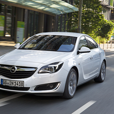 Opel Insignia 2.8 V6 Turbo Adaptive 4x4 OPC Active Select