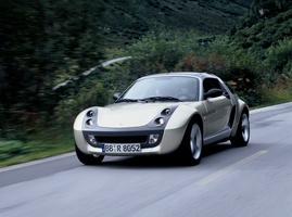 smart smart roadster-coupé