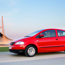 Volkswagen Fox 1.2I Pack