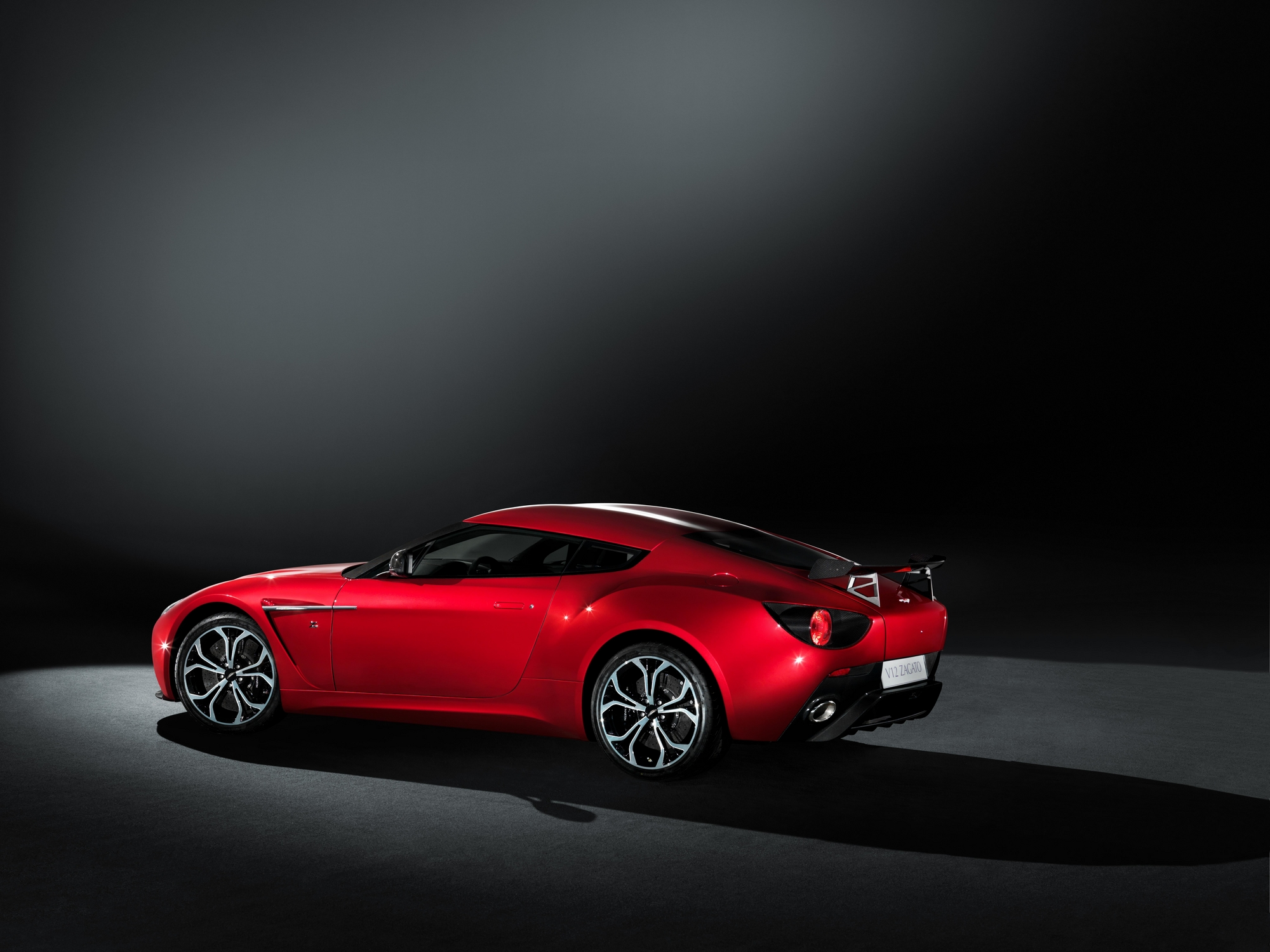 Aston Martin Spills All Now that V12 Zagato is Going on Sale