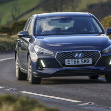 Hyundai i30 1.4 TGDi Launch Edition